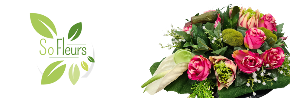 Fleurs durables avec SoFleurs